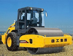 yeni XCMG XS202 toprak silindir
