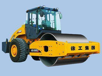 yeni XCMG XS202J, XS222J, XS262J toprak silindir