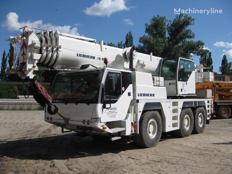 LIEBHERR LTM-1055 vinçli kamyon