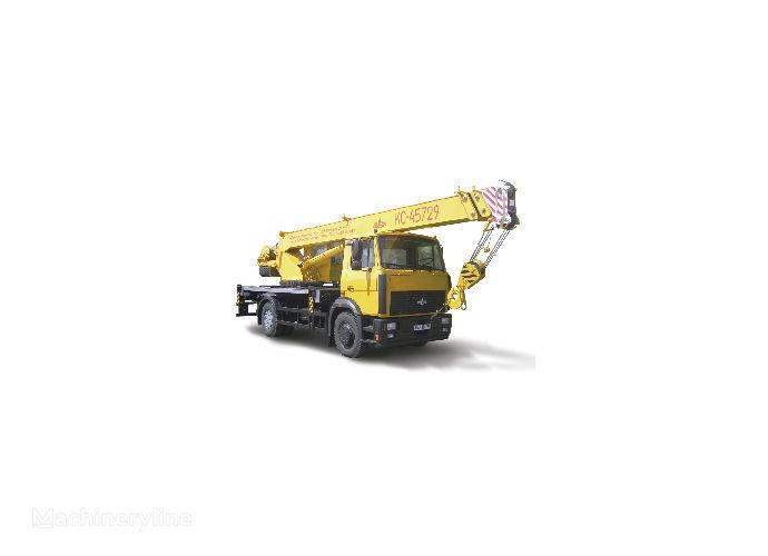 MAZ KS-45729-8, 9 vinçli kamyon