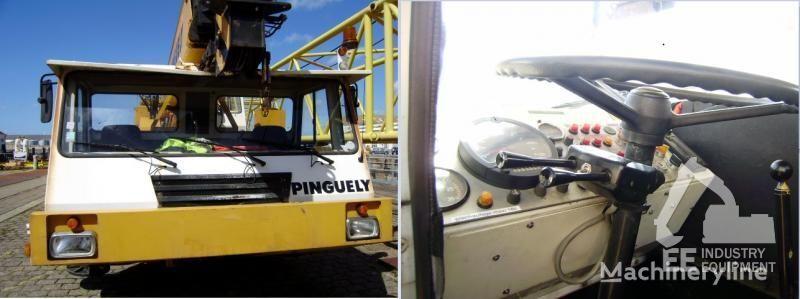 PINGUELY INTEGRAL 18 vinçli kamyon