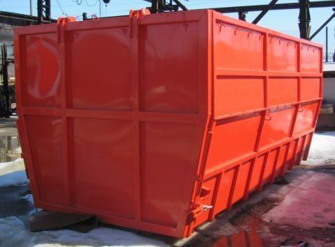 yeni KO-452.32.00.000  çöp konteyneri