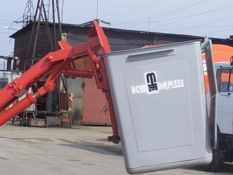 M30-20.00.000  çöp konteyneri