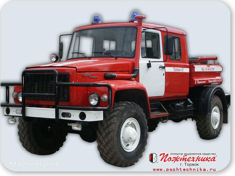 GAZ  AC 1,6-40 itfaiye aracı