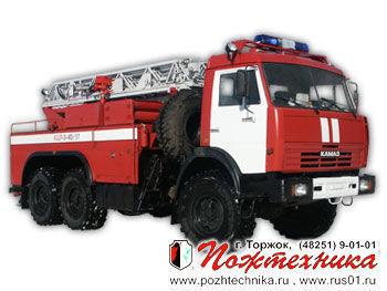 KAMAZ ACL-3-40/17    itfaiye aracı
