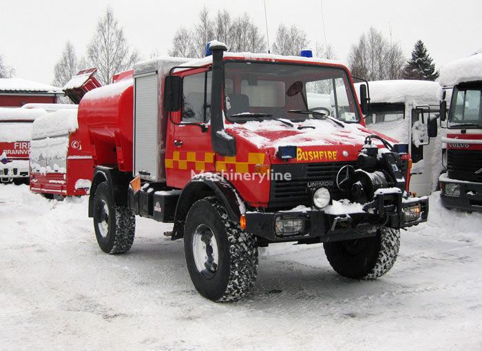 MERCEDES-BENZ Unimog U-1300 4x4 WD itfaiye aracı