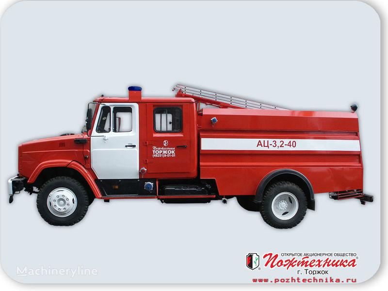 ZIL AC 3,2-40     itfaiye aracı