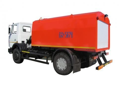 MAZ KO-564-30  kanal temizleme aracı