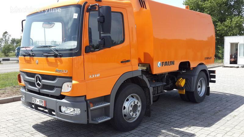yeni FAUN VARZ-MV-1318-06 temizleme makinesi