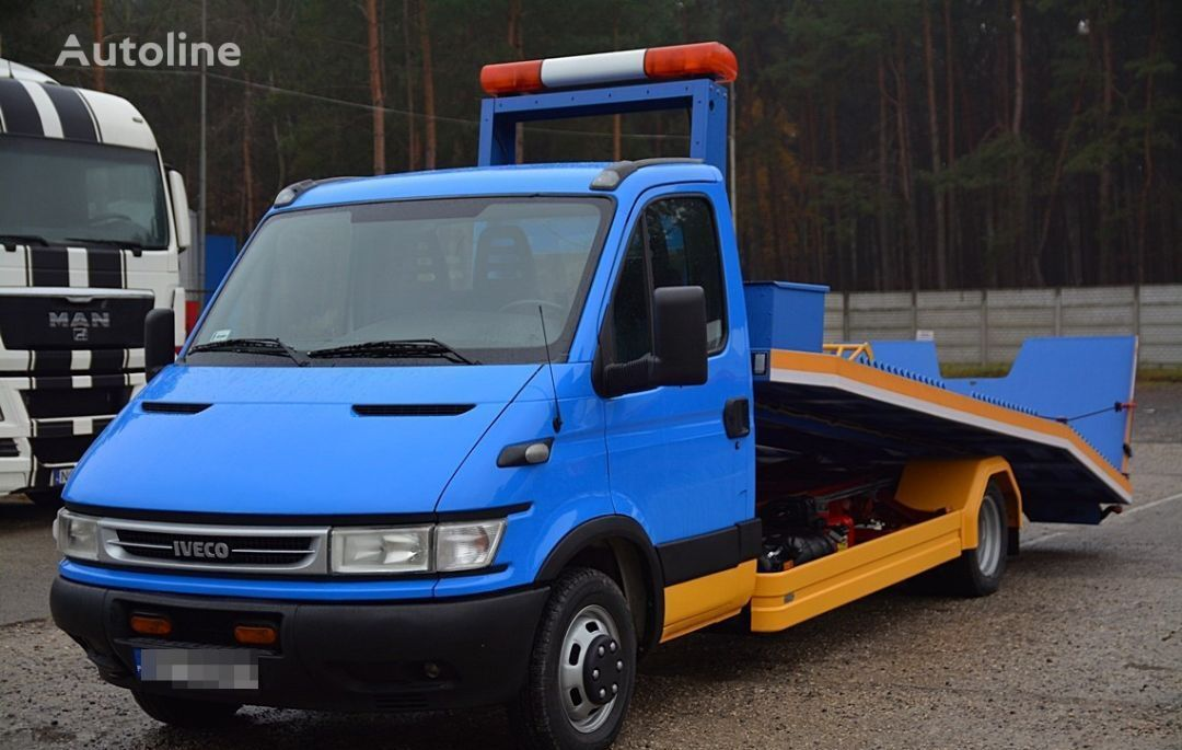 IVECO DAILY 50C12  çekici kamyon