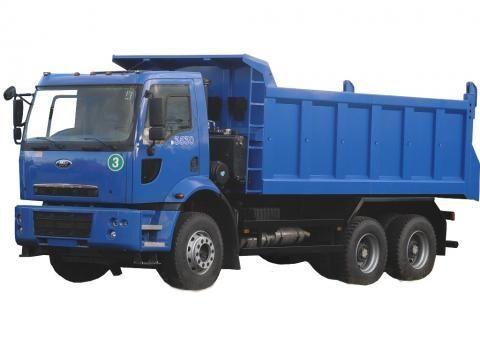 FORD CARGO 3530 D damperli kamyon