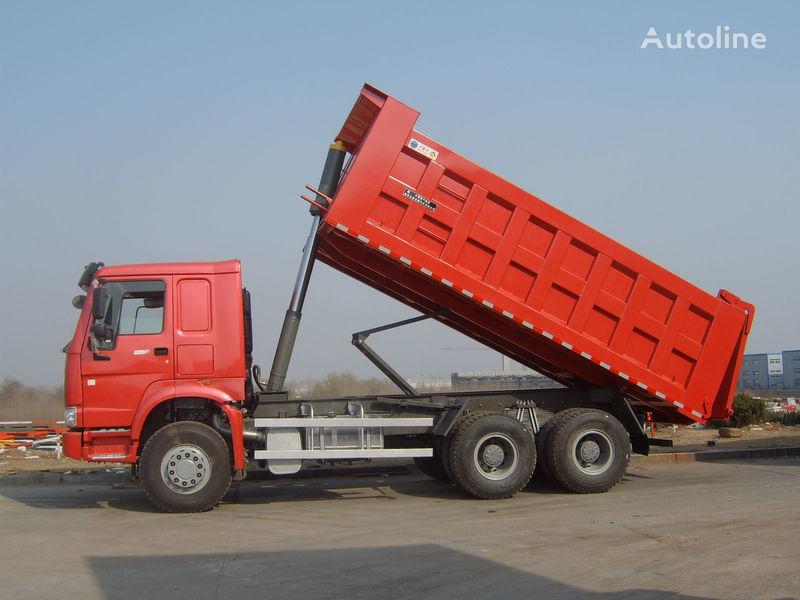 yeni HOWO damperli kamyon