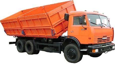 yeni KAMAZ 45144 damperli kamyon