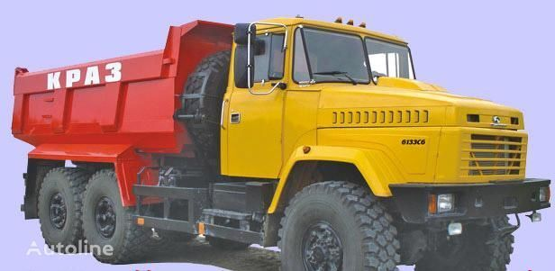 yeni KRAZ 6133C6  damperli kamyon