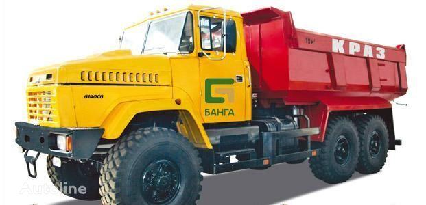 yeni KRAZ 6140C6 damperli kamyon