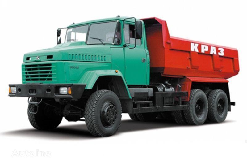 KRAZ 65032 tip 1 damperli kamyon
