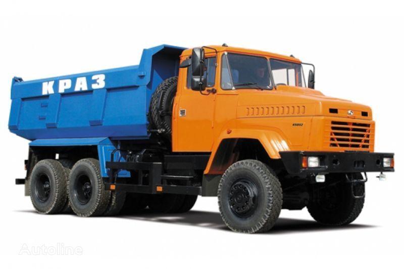 KRAZ 65032 tip 2  damperli kamyon