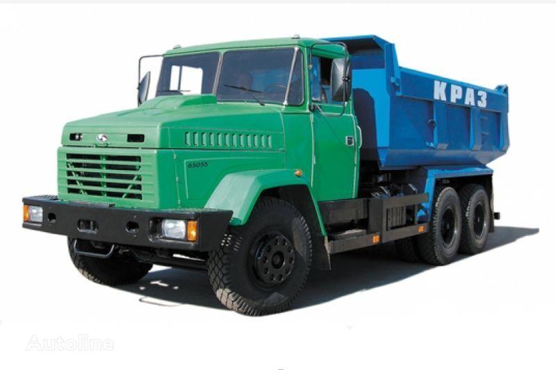 KRAZ 65055 tip 1  damperli kamyon