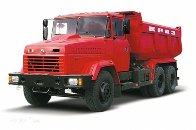 KRAZ 65055 tip 2 damperli kamyon