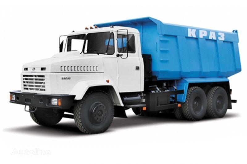 KRAZ 65055 tip 3  damperli kamyon