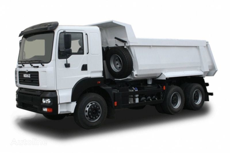 KRAZ C26.2M  damperli kamyon