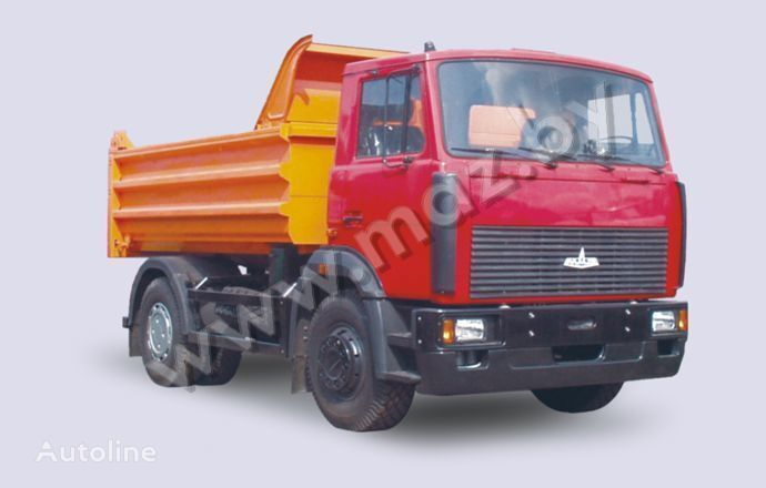 MAZ 5551 (A5, 45) damperli kamyon