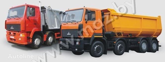 yeni MAZ 6516A8 damperli kamyon
