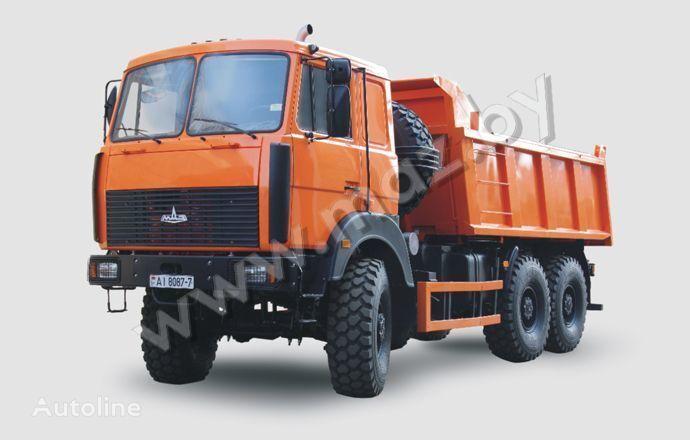 MAZ 6517 Polnoprivodnyy damperli kamyon