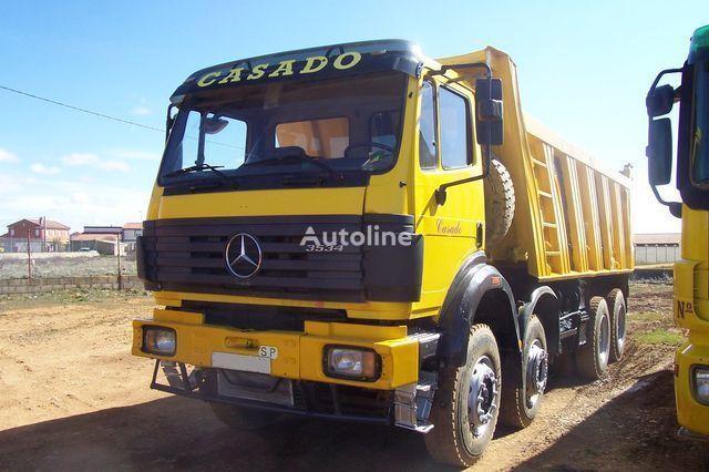 MERCEDES-BENZ SK 3534 K damperli kamyon