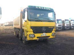 MERCEDES-BENZ actros 4144 K damperli kamyon