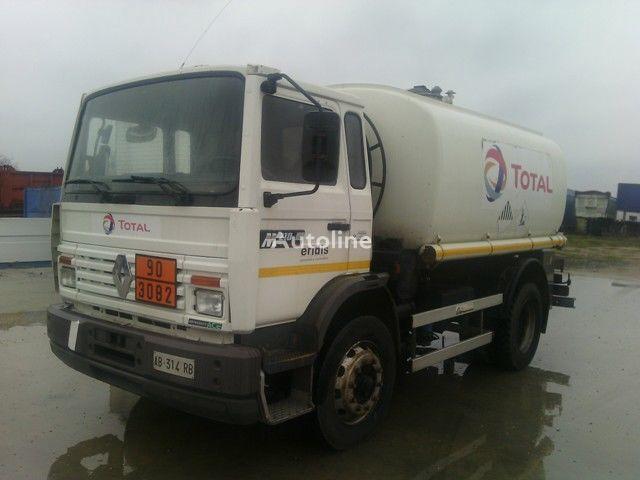 RENAULT MIDLINER 210 kamyon benzin tankeri