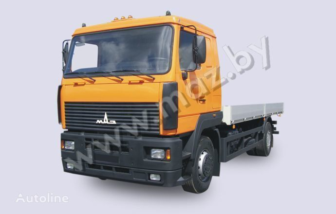yeni MAZ 5340 A5 kamyon kasa dorse