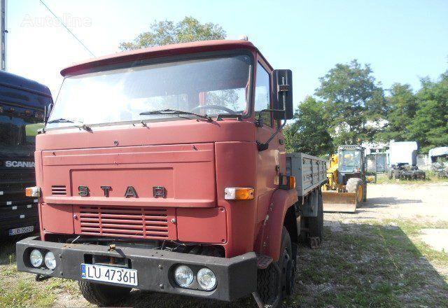 STAR 1142 truck lorry pritsche kamyon kasa dorse