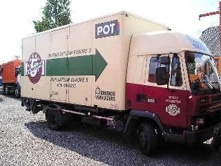DAF 800 kamyon panelvan