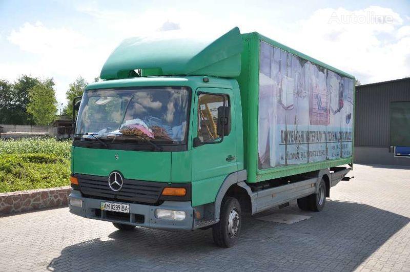 MERCEDES-BENZ Altego 815 kamyon panelvan