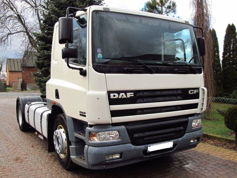 DAF CF 75.360 4x2 CHASSIS 4.0m PERFECT CONDITION kamyon şaşi