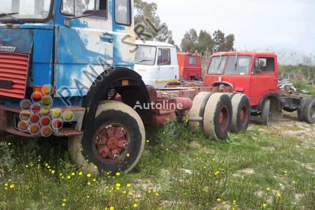 IVECO 330 26 kamyon şaşi