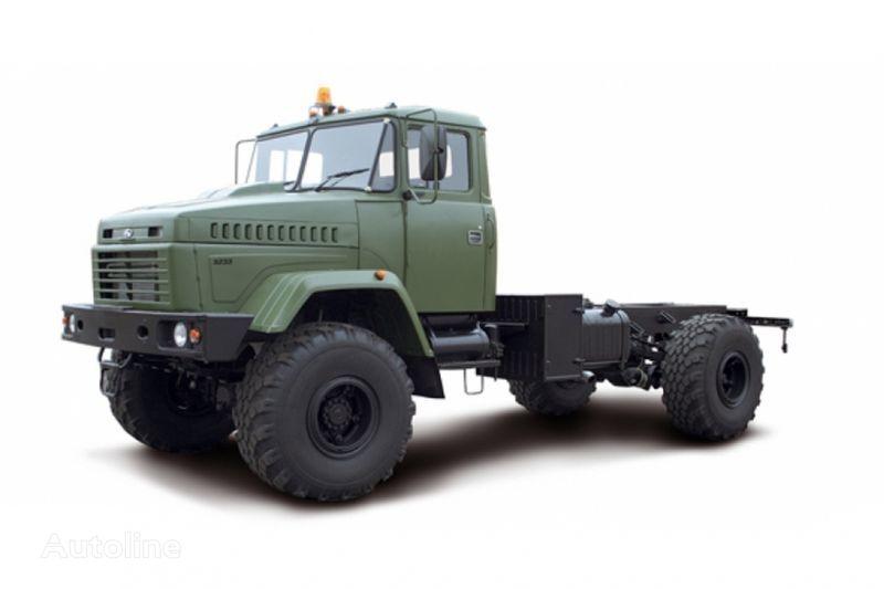 KRAZ 5233NE tip 1 kamyon şaşi