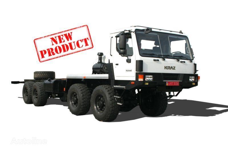 KRAZ 7634NE (N27.3EH) kamyon şaşi