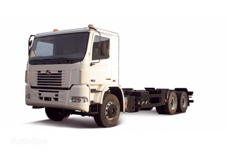 KRAZ H23.2 kamyon şaşi