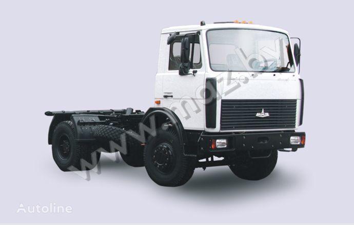 MAZ 5551 kamyon şaşi