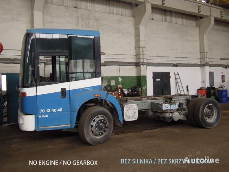 MERCEDES-BENZ Econic 1828 kamyon şaşi