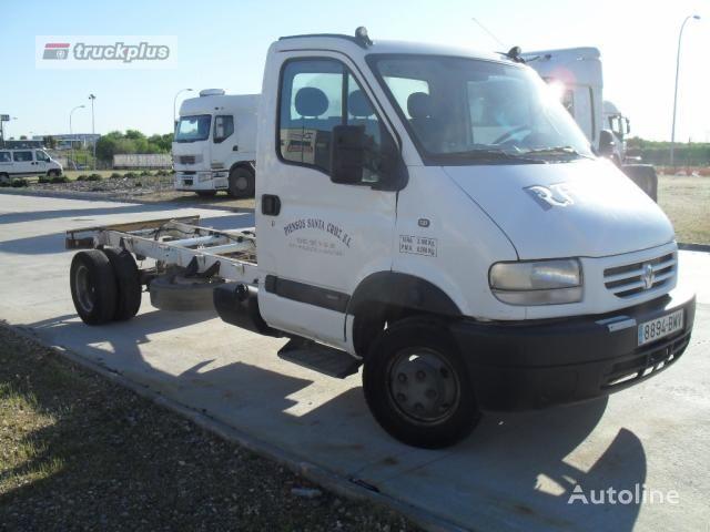 RENAULT MASCOTT 130.65 kamyon şaşi