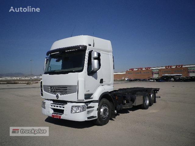 RENAULT PREMIUM 450 kamyon şaşi