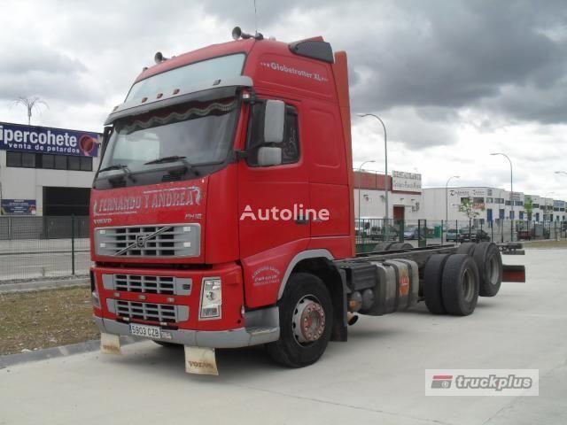 VOLVO FH 12 .460 GLOBE kamyon şaşi