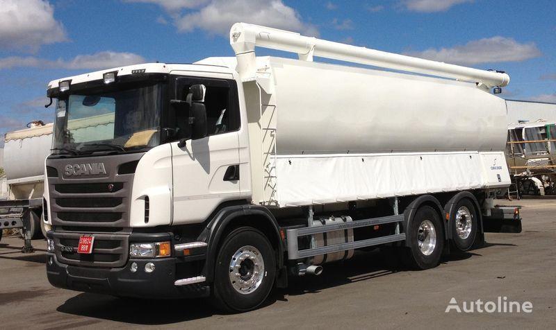 yeni SCANIA 360 kamyon silos paraçalar için
