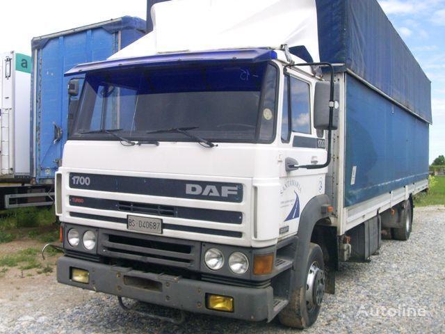 DAF 1700 kamyon tenteli