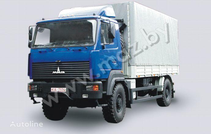 MAZ 5309 Polnoprivodnyy kamyon tenteli