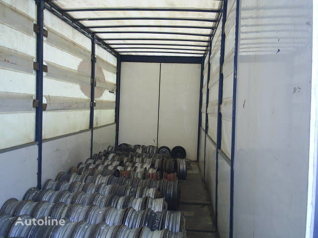 IVECO EUROCARGO 100E18 kamyon tekerlek jantı