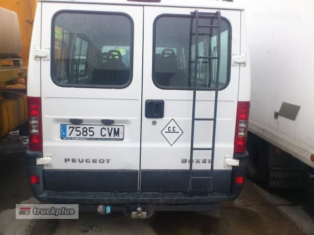 PEUGEOT BOXER 330 MH 2.8 HDI minibüs panelvan